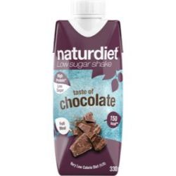 Naturdiet ReadyToDri Chokl - 330ml
