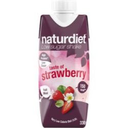 Naturdiet ReadyToDri Jordg - 330ml