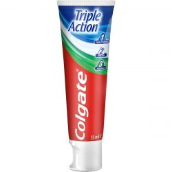 Colgate Tandkräm Triple Action - 75ml