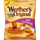 WERTHER'S ORIGINAL SOFT CARAMELS - 125g