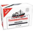 Fisherman´s Friend Original 3-pack - 3 x 25 g