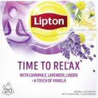 Lipton Örtte Time to Relax - 20 st