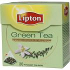 LIPTON Green Tea, pyramid - 20x1,8 g