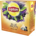 Lipton Blue Fruit Tea - Pyramid - 20 påsar