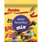Marabou Mini Mix Favorites - 188 g