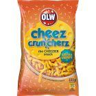 OLW Ostbågar Cheez Cruncherz - 225 gram