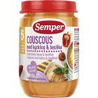 Semper Couscous med kyckling 6 mån - 190g