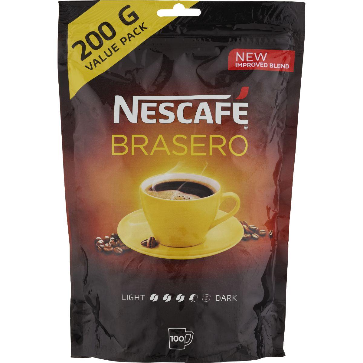 nescafe lyx koffein